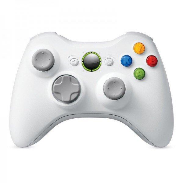 Wireless Controller for Windows & Xbox 360 Console - White