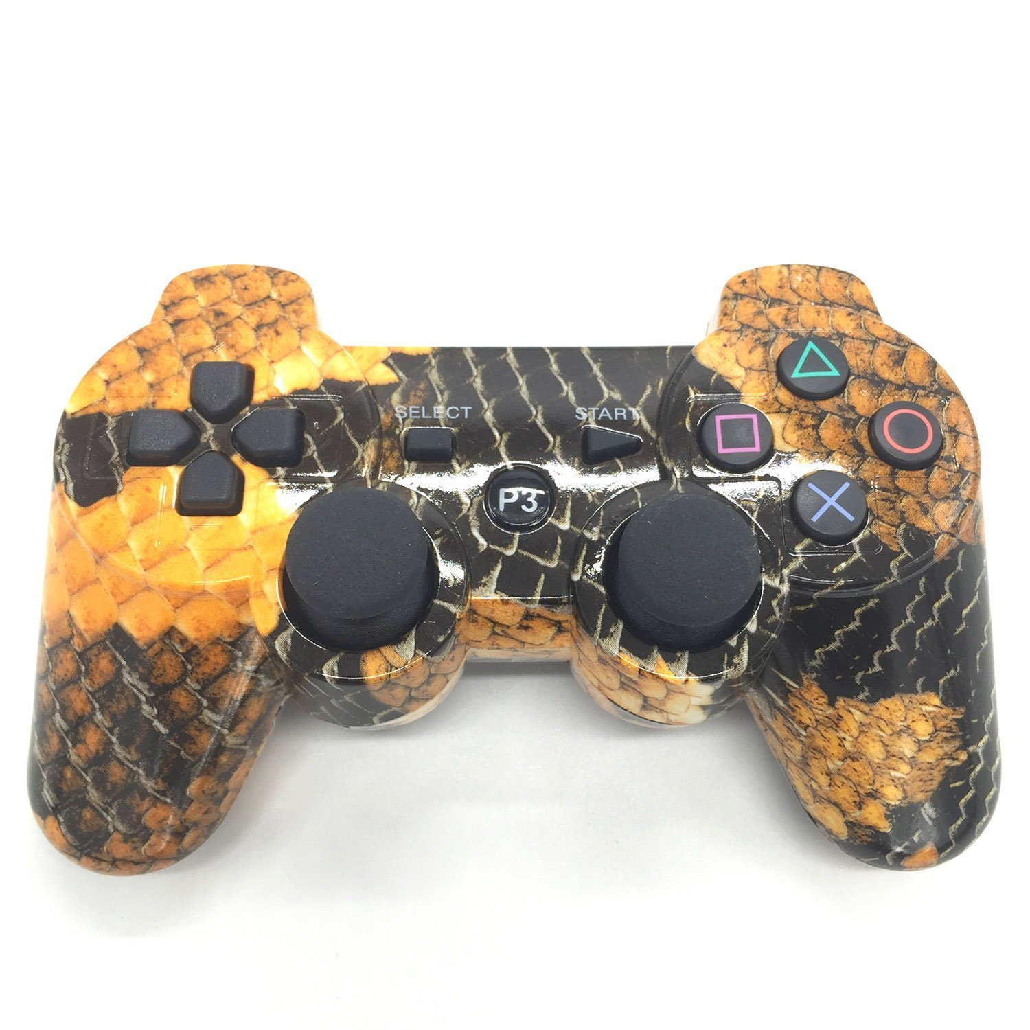 Dualshock 3 Wireless PS3 Controller for Sony PS3 - Snakeskin