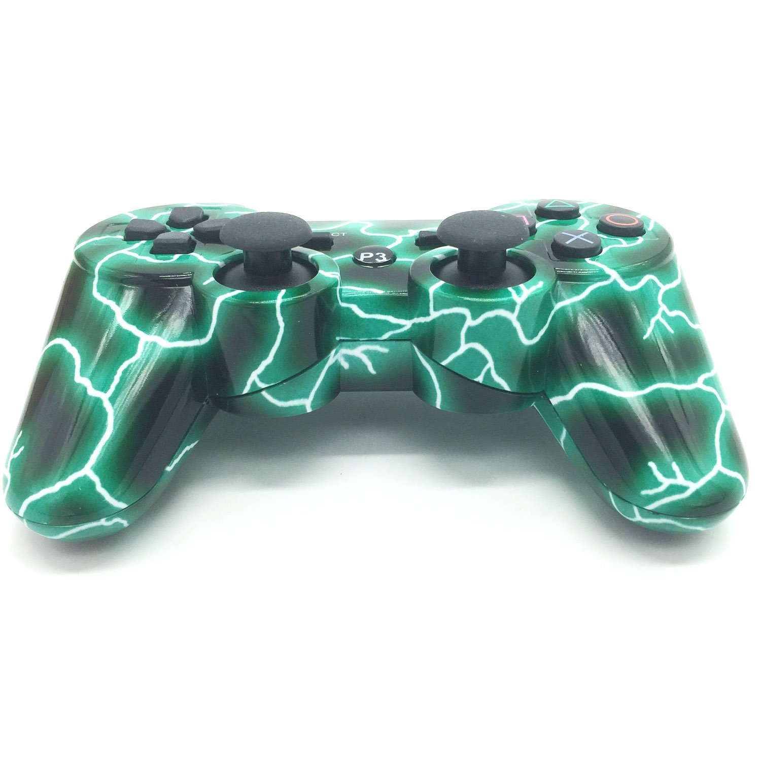 Dualshock 3 Wireless PS3 Controller for Sony PS3 - Lightning Green