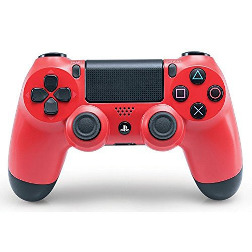 Dual Shock 4 Bluetooth Controller for PS4 - Magma Red