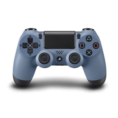 Dual Shock 4 USB Bluetooth Controller for PS4 - Gray Blue