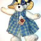 BOYDS BEARS BETTY LOU MCCOY 1988 2001