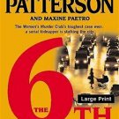 JAMES PATTERSON NOVEL THE 6TH TARGET