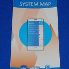 BRAND NEW CHICAGO TRANSIT AUTHORITY SUBWAY SYSTEM MAP - GREAT TRAVEL REFERENCE