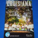 *LOUISIANA OFFICIAL INSPIRATION GUIDE* BOOK CULINARY CAJUN DUCK DYNASTY SEAFOOD