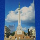 MONUMENT OF LIBERTY POSTCARD RIGA LATVIA FREEDOM MONUMENT WAR OF INDEPENDENCE