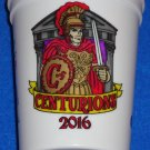 "2016 KREWE OF CENTURIONS NEW ORLEANS MARDI GRAS CUP - ""COME TO THE MARDI GRAS"""