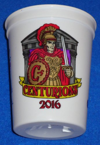 """2016 KREWE OF CENTURIONS NEW ORLEANS MARDI GRAS CUP - """"COME TO THE MARDI GRAS"""""""