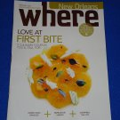NEW ORLEANS WHERE LOVE AT FIRST BITE BOOK EXCELLENT CITY DINING & MORE REFERENCE