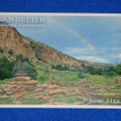 ***BRAND NEW*** NEW MEXICO BANDELIER NATIONAL MONUMENT POSTCARD TYUONYI RAINBOW