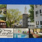 BRAND NEW UNUSED THE STONE CASTLE HOTEL AND CONFERENCE CENTER POSTCARD ST. LOUIS