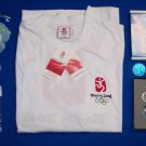 *BRAND NEW* BEIJING OLYMPICS SHIRT WITH TAG + ***BONUSES - DOUBLOONS & MORE***