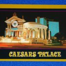 VINTAGE BEAUTIFUL LAS VEGAS CAESARS PALACE LUXURY HOTEL AND CASINO POSTCARD