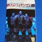 LAS VEGAS SPOTLIGHT VISITOR'S GUIDE SOUVENIR BROCHURE *EXCELLENT REFERENCE BOOK*