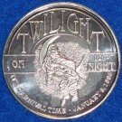 TWILIGHT ON 12TH NIGHT NEW ORLEANS MARDI GRAS DOUBLOON TOKEN MARDI GRAS MUSEUM