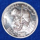 UNDERSEA WORLD BACCHUSTEAU AUTHENTIC NEW ORLEANS MARDI GRAS DOUBLOON TOKEN COIN