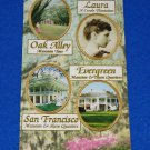 BRAND NEW RIVER ROAD OLD PLANTATION HOME ADVENTURE BROCHURE GREAT NOLA KEEPSAKE