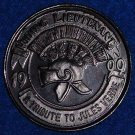 1999 RIDING LIEUTENANT KREWE OF BACCHUS NEW ORLEANS MARDI GRAS DOUBLOON TOKEN