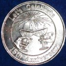 "SPECIAL *15TH ANNIVERSARY* KREWE OF DIANA MARDI GRAS DOUBLOON ""LET'S CELEBRATE"""