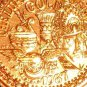 THE LURE AND LEGEND OF GOLD NEW ORLEANS MARDI GRAS DOUBLOON ANCIENT ARTIFACTS