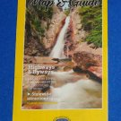 BRAND NEW WHITE MOUNTAINS NEW HAMPSHIRE STATE HIGHWAY MAP: GREAT REFERENCE GUIDE