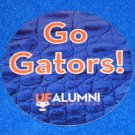 "*BRAND NEW* UNIVERSITY OF FLORIDA ""GO GATORS"" STICKER U OF F ALUMNI ASSOCIATION"