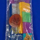 """NEW WALT DISNEY WINNIE THE POOH PIGLET TIGGER PUNCH BALL UP TO 14"""" **SEALED**"""