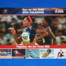 ***BRAND NEW*** 2013 USA OLYMPICS CALENDAR RYAN LOCHTE DAVIS WHITE WALSH TREANOR