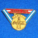 COOL ATLANTA 1996 OLYMPICS COCA-COLA SOFT DRINK PIN *GREAT OLYMPICS TRADING PIN*
