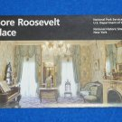 *BRAND NEW* THEODORE ROOSEVELT BIRTHPLACE NATIONAL HISTORICAL SITE PARK BROCHURE