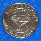 AWESOME NORWEGIAN CRUISE LINES SHIP COIN COLLECTIBLE GEM GAMING TOKEN SOUVENIR