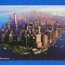 *BRAND NEW* CAPTIVATING NEW YORK CITY LOWER MANHATTAN DOWNTOWN POSTCARD MEMENTO