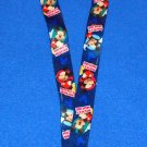 **BRAND NEW** COOL WALT DISNEY MICKEY MOUSE CLUBHOUSE LANYARD WITH ORIGINAL TAG