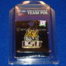 BRAND NEW LOUISIANA STATE UNIVERSITY PIN OFFICIALLY LICENSED LSU TIGERS FOOTBALL