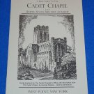 BRAND NEW RADIANT WEST POINT CADET CHAPEL GUIDE UNITED STATES MILITARY ACADEMY