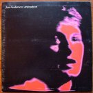 JON ANDERSON Animation LP 1982 Atlantic orig EX/EX