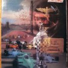Vintage 1988 INDIANAPOLIS 500 Official Program Auto Racing Indy Gasoline Alley