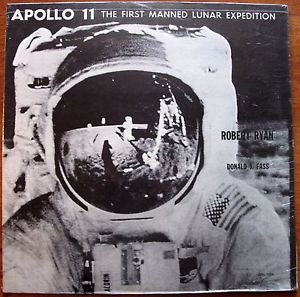 VERY RARE APOLLO 11 FIRST LUNAR EXPEDITION ROBERT RYAN SEALED NM - OR BEST OFFER