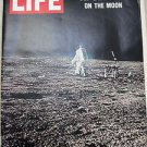 LIFE MAGAZINE DECEMBER 12 1969 APOLLO 12 ON THE MOON NICE!!