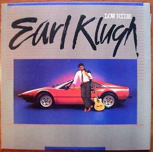 Earl Klugh - Low Ride LP - BEST OFFER!-Capitol - ST 12253 - Jazz NM/NM