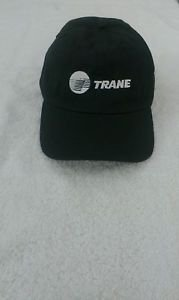 Trane Company  Embroidered Logo Dark Gray Baseball Hat / Cap