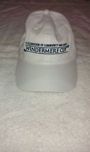 Windermere Embroidered Logo Baseball Hat / Cap