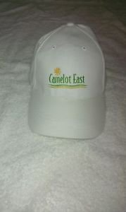 Camelot East Embroidered Logo Baseball Hat / Cap