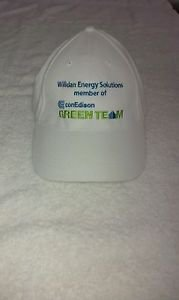 Willdan Energy Solutions Embroidered Logo Baseball Hat / Cap