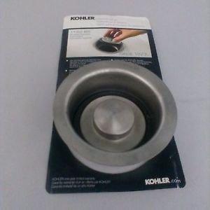KOHLER  11352-BS Disposal Flange, Brushed Stainless