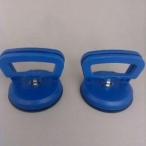 Lot of 2 Capri Tools CP21077 Capri Tools 4-1/2 inch Premium Suction Cups
