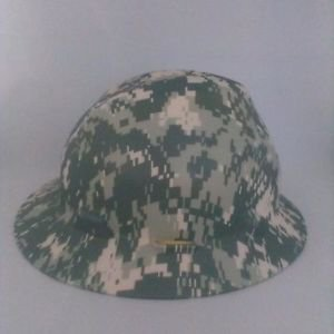 MSA 10104254 American Freedom Series V-Gard Protective Hat Only- No Suspension