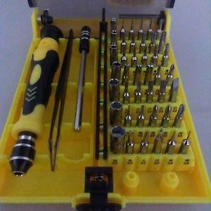 Jackly 45-in-One Mobile Phone Screwdriver Set (JK-6089A) (JK6089-A)