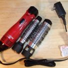 REVLON IONIC CURLING HOT AIR BLOW BRUSH HAIR DRYER FASTER STYLE