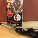 REVLON RV051C PERFECT HEAT 1 INCH TOURMALINE CERAMIC STYLING IRON